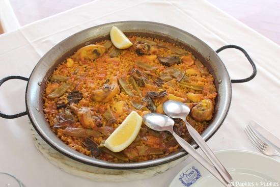Paella à la Pepica