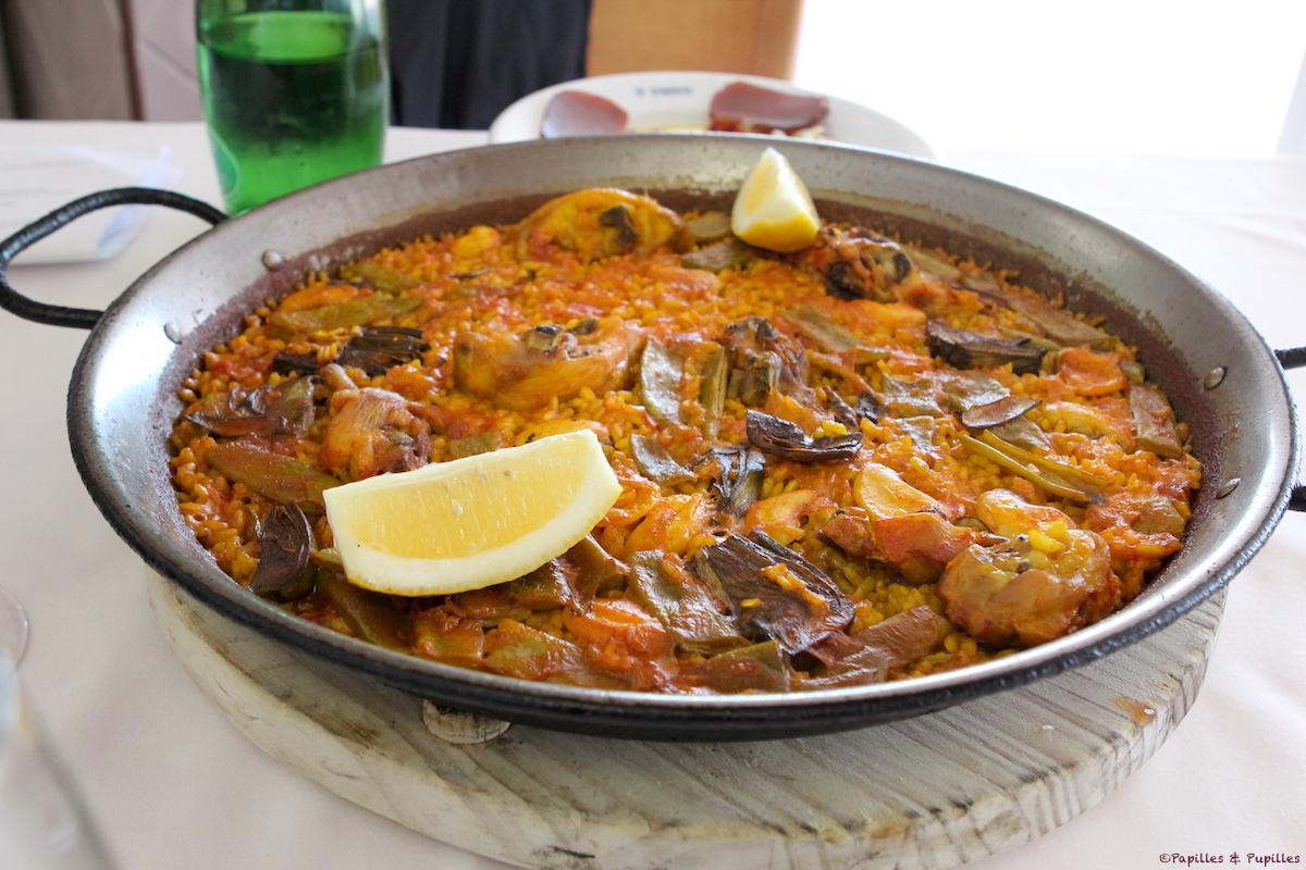 Paella Valencienne