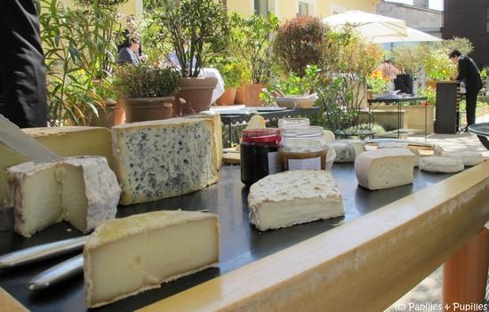 Plateau de fromages Saint James