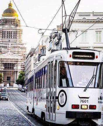 Tram Expérience