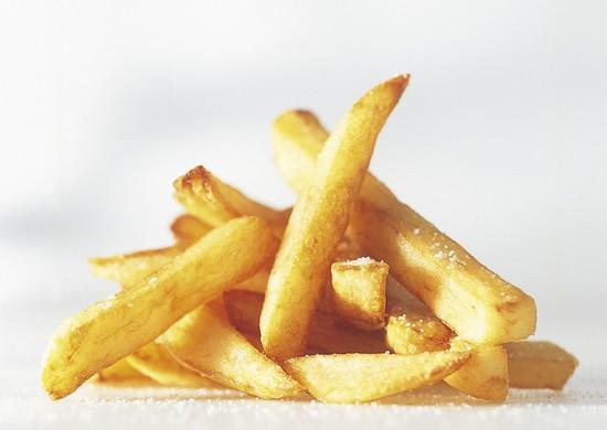 frites © Tony Le Duc