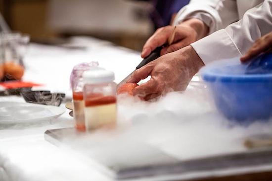 Quand Les Molécules Se Cuisinent Jusquau Juin Au Palais - Cuisine moleculaire paris