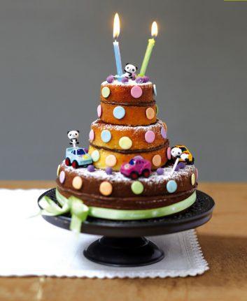 Gâteau au yaourt au Nutella