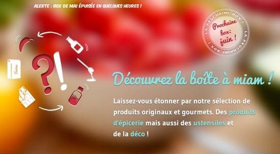 Gastronomiz - La boite à miam