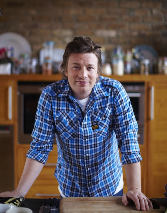 Jamie Oliver - Copyright David Loftus