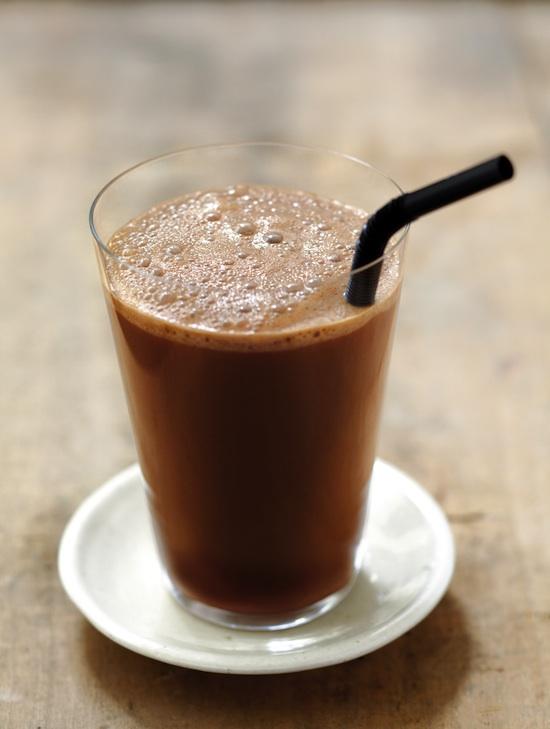 Milkshake au Nutella