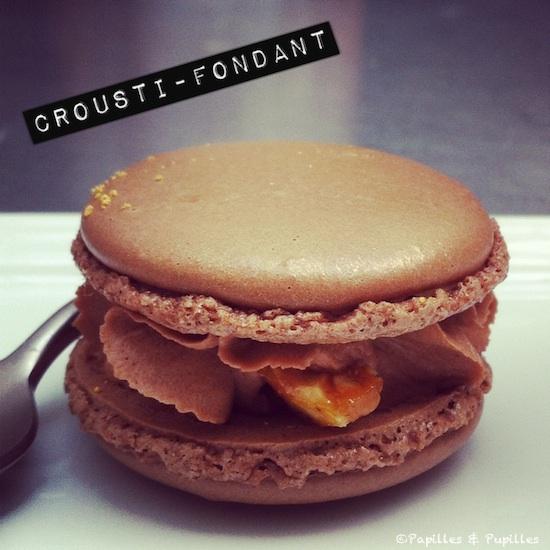 Macaron croustifondant