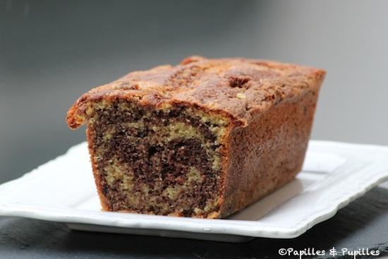 Comment Faire Un Cake Marbr Ef Bf Bd Au Chocolat