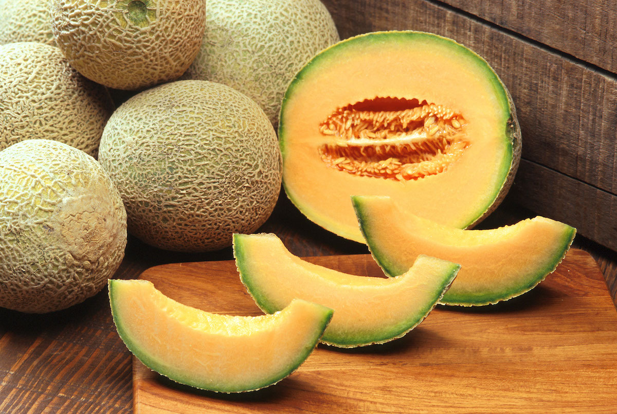 Melons ©Kabsik Park CC BY 2.0