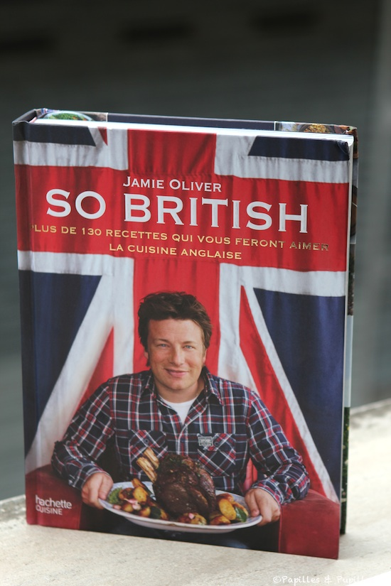 So British Jamie Oliver