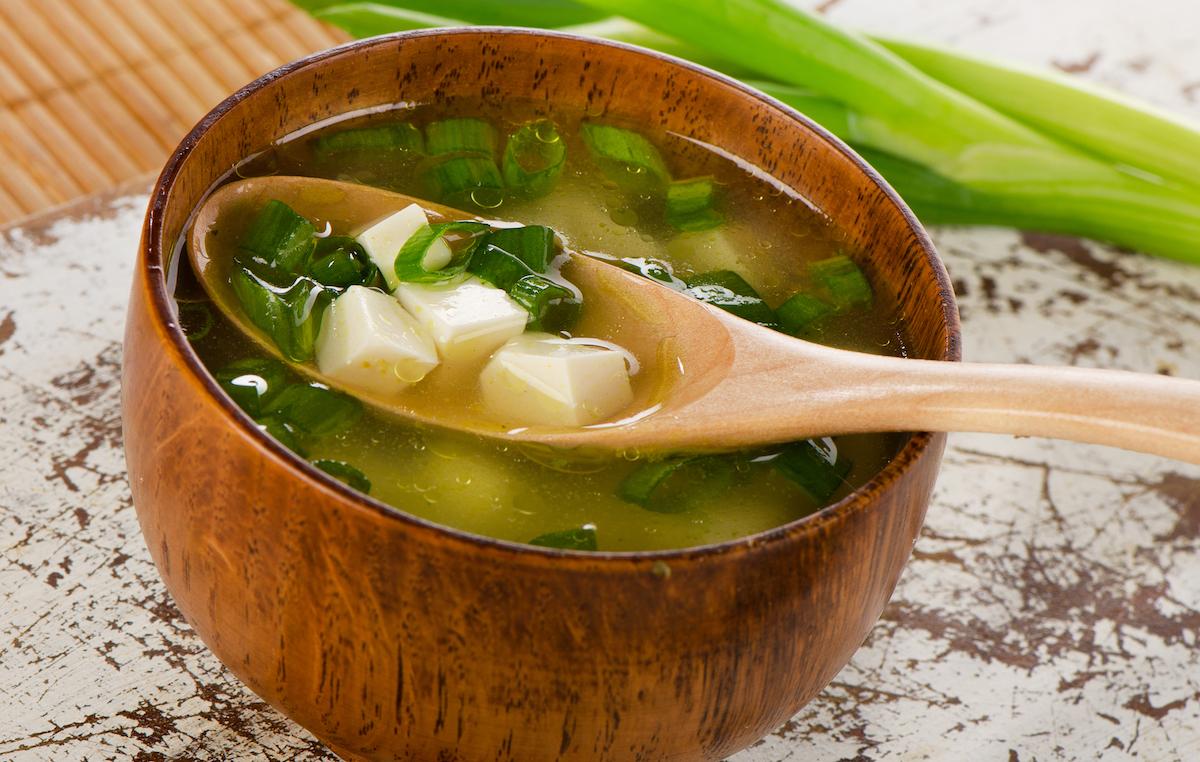Soupe miso ©bitt24 shutterstock