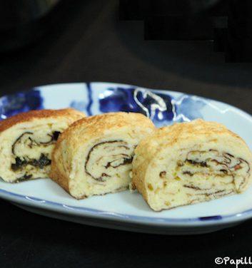 Tamagoyaki - Omelette japonaise