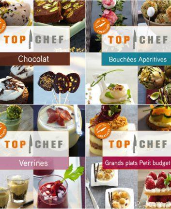 Top Chef Saison 3 - Les livres