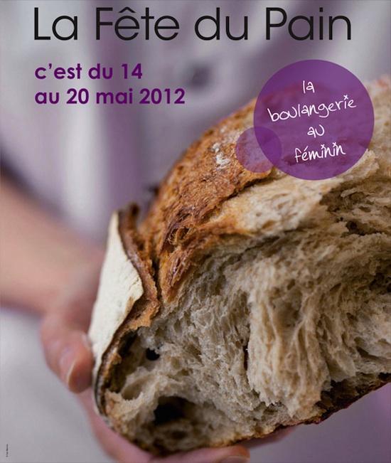 Fête du pain 2012