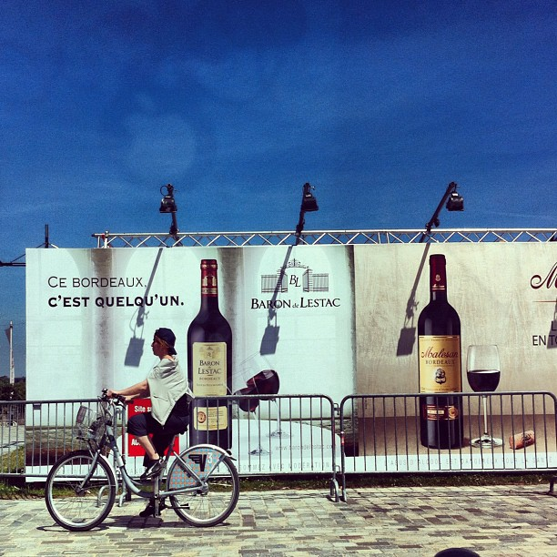 #bordeaux #BordeauxFeteLeVin #workInProgress