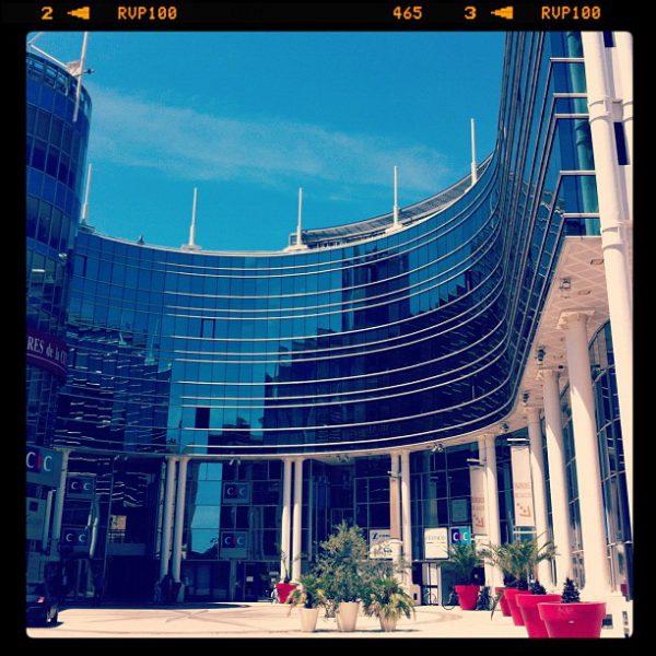 Cité mondiale #Bordeaux