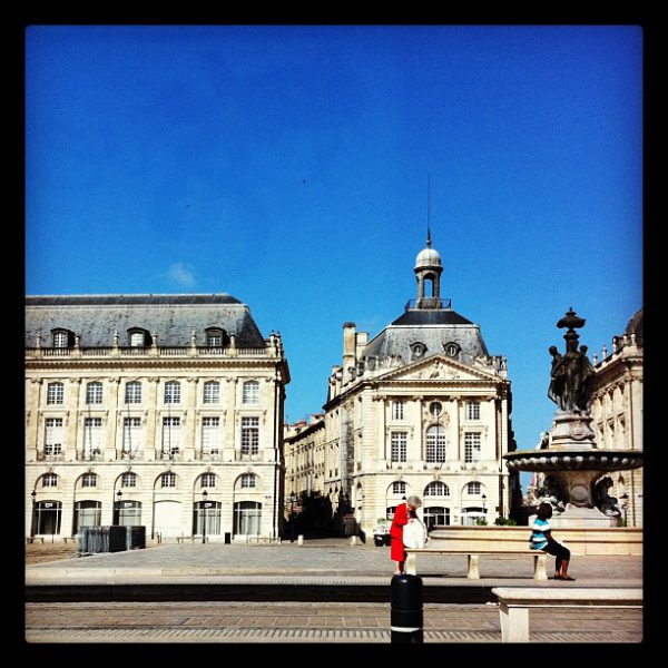#bordeaux - place de la Bourse