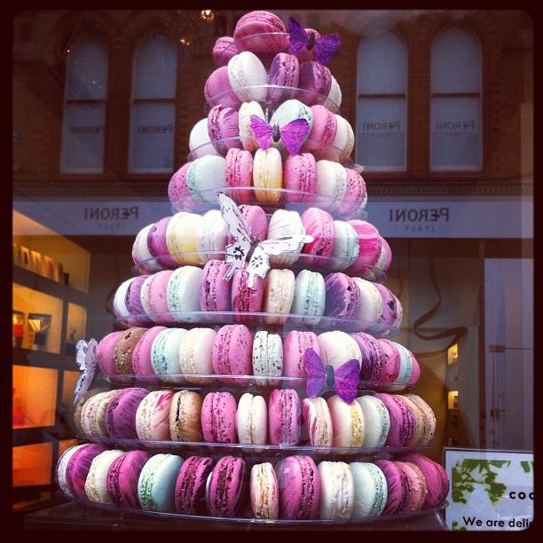 Macarons - Cocoa #dublin