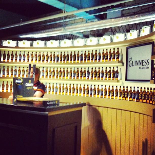 Guinness Academy (ouiii ça existe)