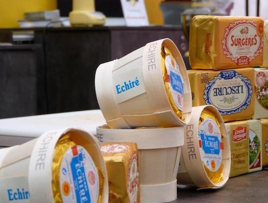 Beurres AOP Charentes Poitou