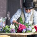 Bloom in the Park - Dublin - Paul Lynch, The Flower Arranger