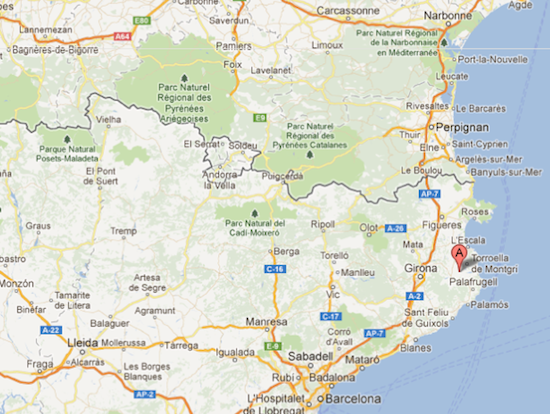 Ullastret - Catalogne - Espagne