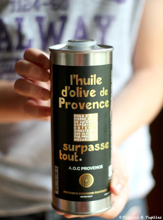 Huile d'olive de Provence