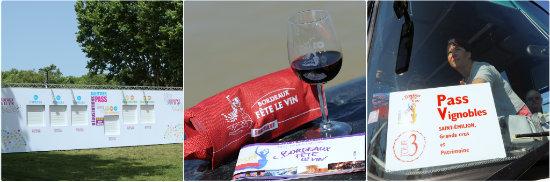 Les Pass Bordeaux fete le vin