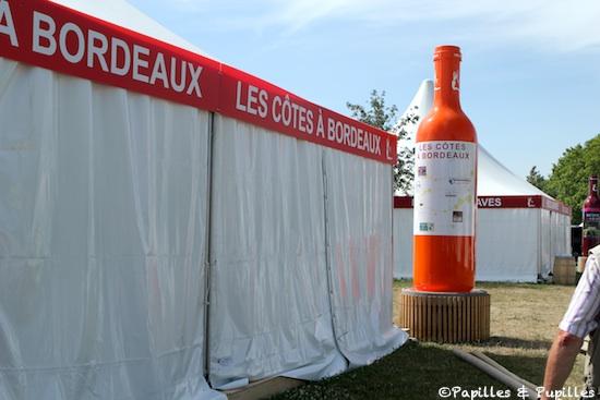 Les côtes à Bordeaux