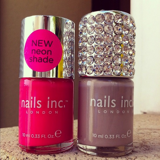 Nails Inc chez Sephora