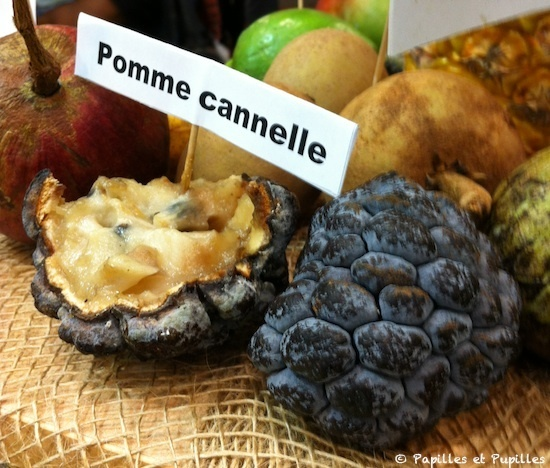 Pommes cannelle