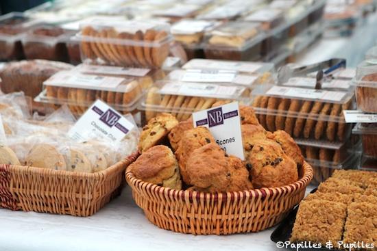Scones et biscuits