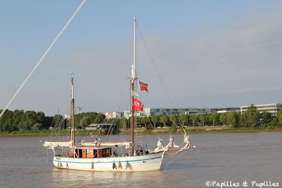 Sur la Garonne