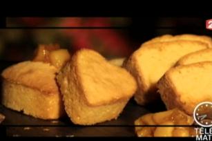 quatre quarts aux pommes sans gluten