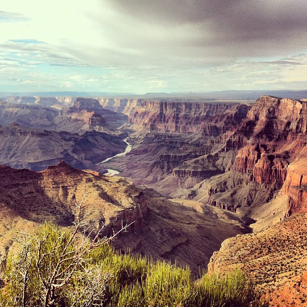 Navajo Point #grandcanyon