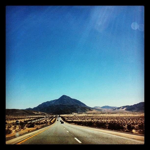 Still on The road - I 15 San Bernardino