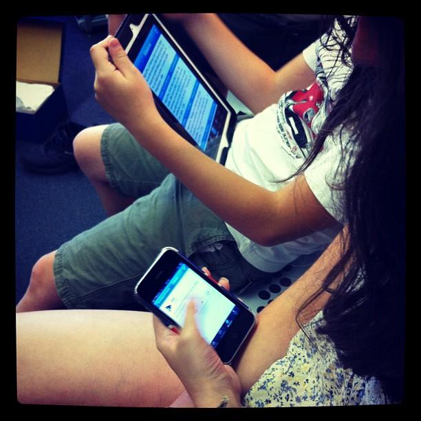 Comment occuper les enfant pendant une séance de shopping ... #commentOnFaisaitAvant #GeekFamily