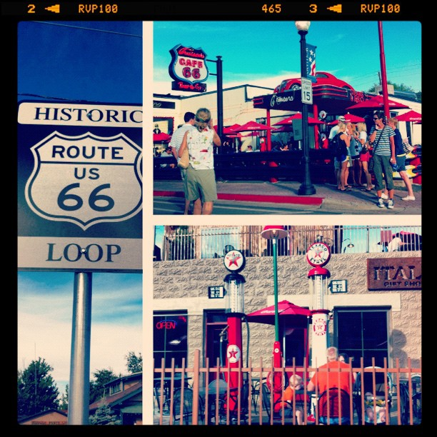 Williams, Arizona #road66 #route66