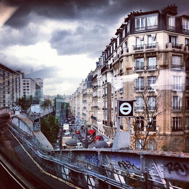 Paris - ligne 6