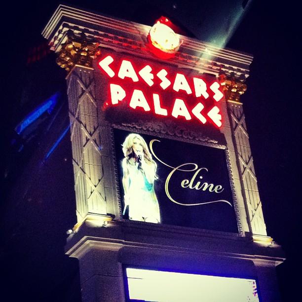 This is Las Vegas baby ! #noComment #Celine