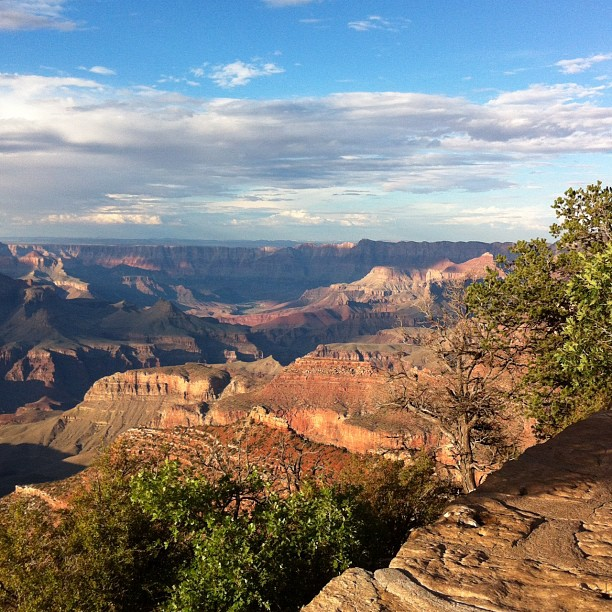 Grand View Point #grandcanyon #nofilter