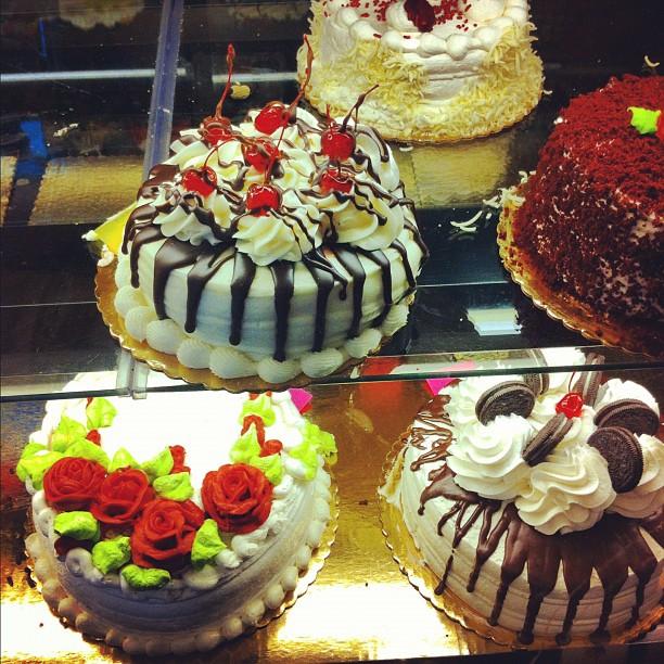 Gâteaux qui font peur #mammothlake