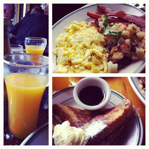Buena Vista breakfast combo - Fisherman's Wharf #sanfrancisco