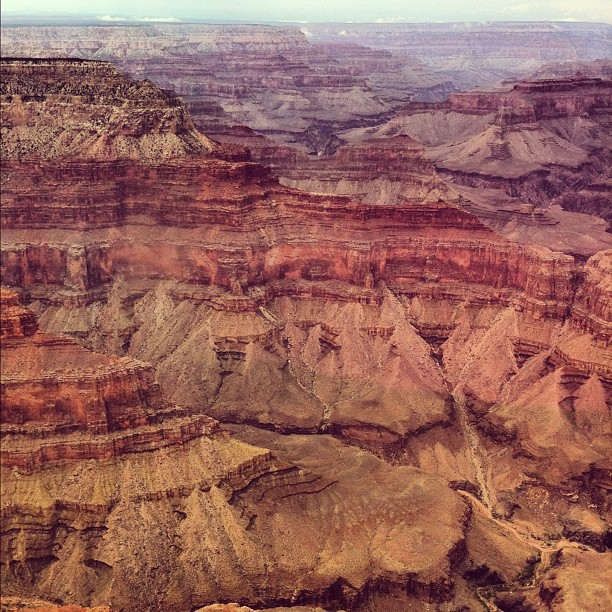 Allez bye bye #grandcanyon - I hope to see you another time (or more)