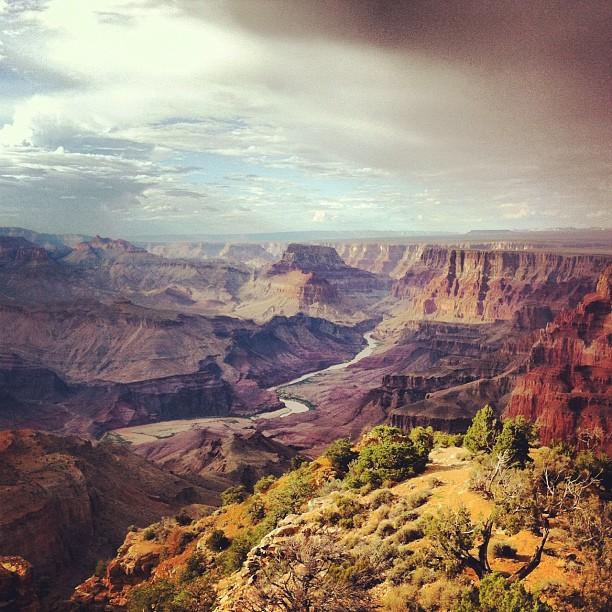 Desert view #GrandCanyon