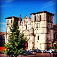 Église Sainte Croix #bordeaux