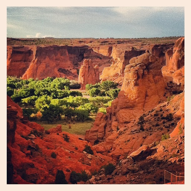 Canyon de Chelly #arizona