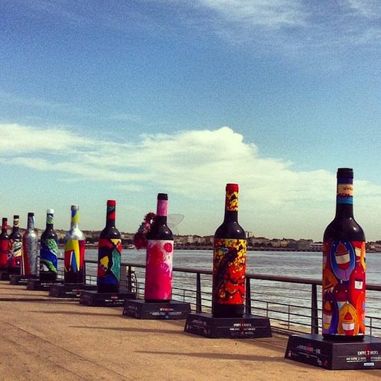 Bordeaux fête le vin  - Les bordelaises XXL