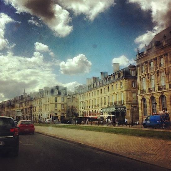 Quai de la Douane, Bordeaux