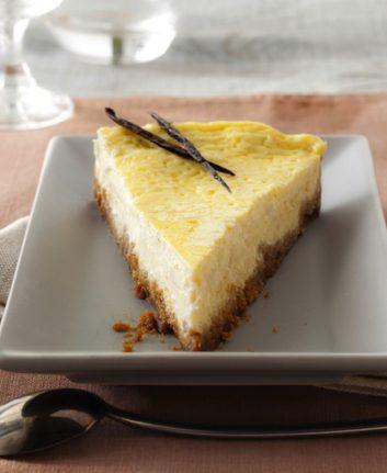 Cheesecake aux spéculoos et au lait concentré non sucré